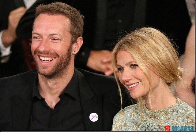 Chris Martin ve Gwyneth Paltrow