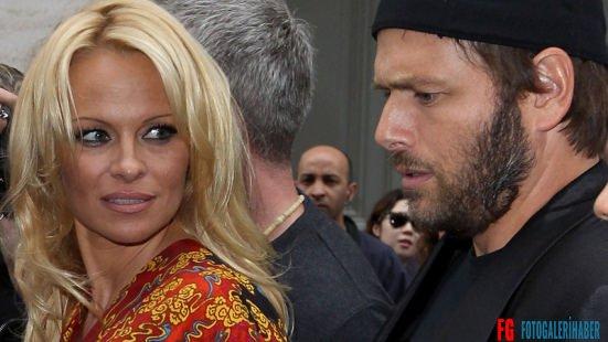 Pamela Anderson ve Rick Salomon