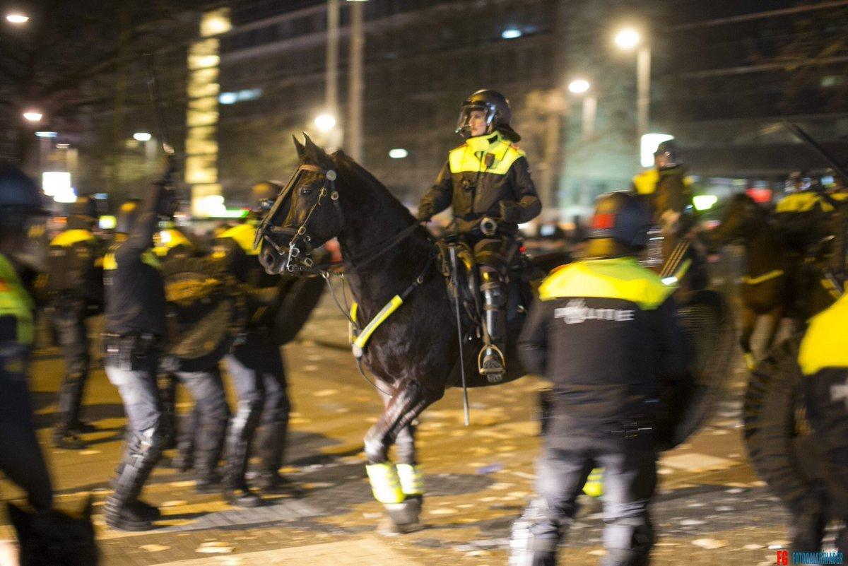 Hollanda'daki Olay Fotoğrafları Paylaştı