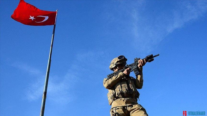 Yüksekova kırsalına harekatta 4 terörist öldürüldü